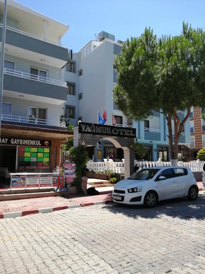 Апарт-отель  Yagmur Apart Hotel