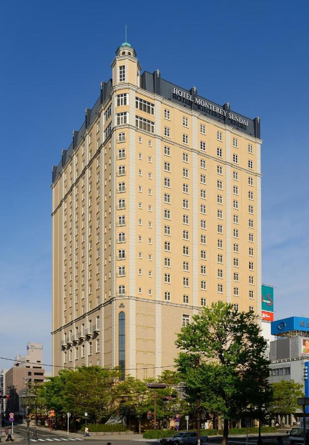 記念日におすすめのホテル・ホテルモントレ仙台の写真1