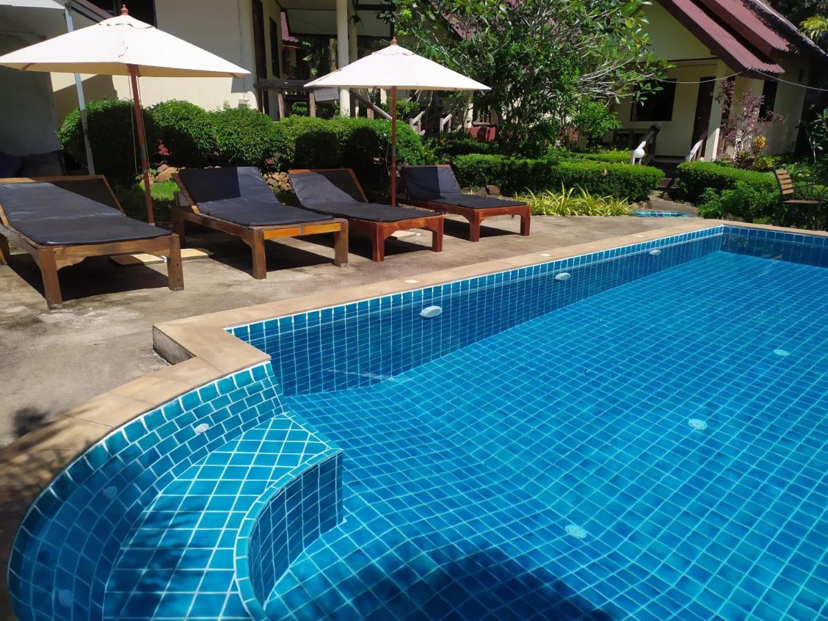 Мини-гостиница  Baansanook Bungalows & Pool
