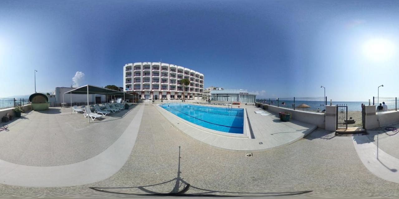 Отель  HATTUŞA VACATION BEACH HOTEL