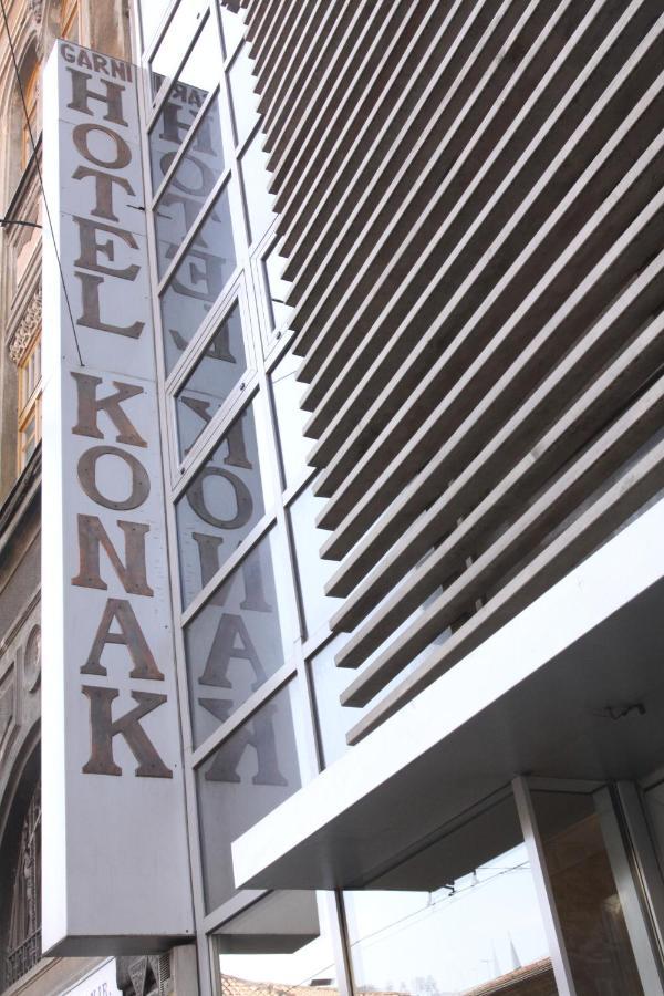 Отель  Garni Hotel Konak