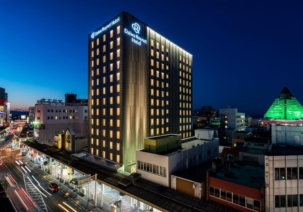 Отель  Отель  Daiwa Roynet Hotel Aomori