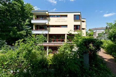 Апарт-отель  Central Hotel-Apart München