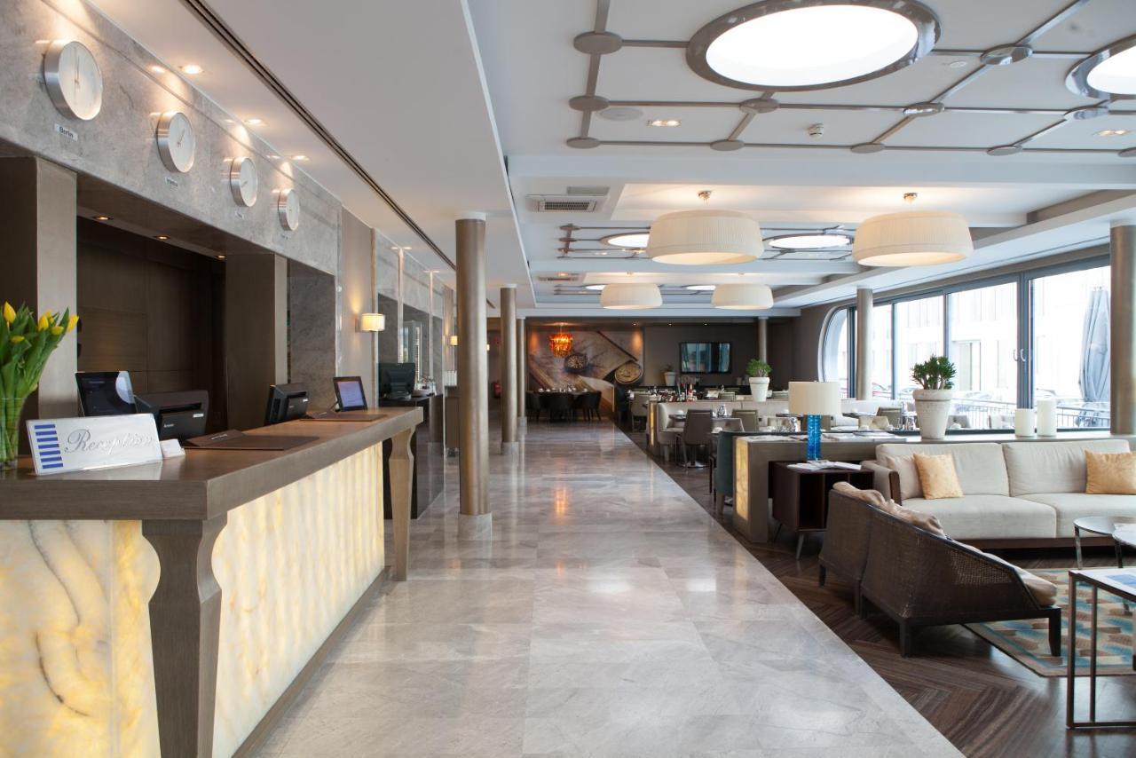 Отель  TITANIC Comfort Mitte