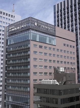 Отель Hotel Ryumeikan Tokyo