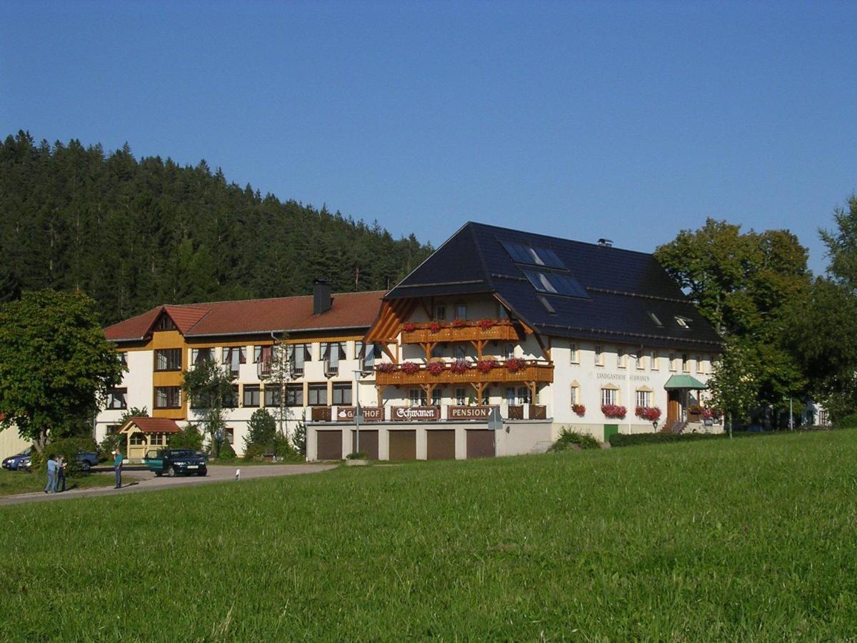 Отель  Landgasthof Zum Schwanen