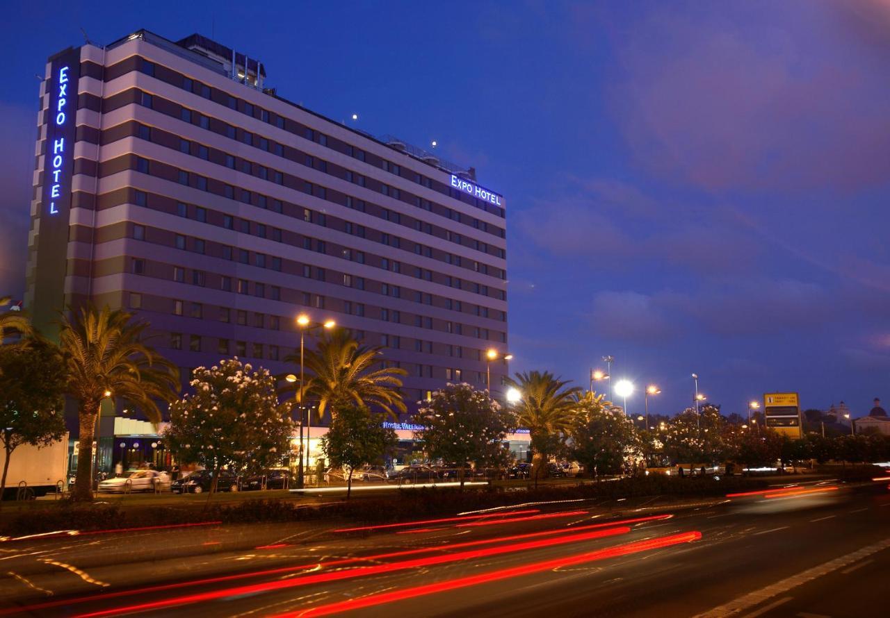 Отель  Expo Hotel Valencia