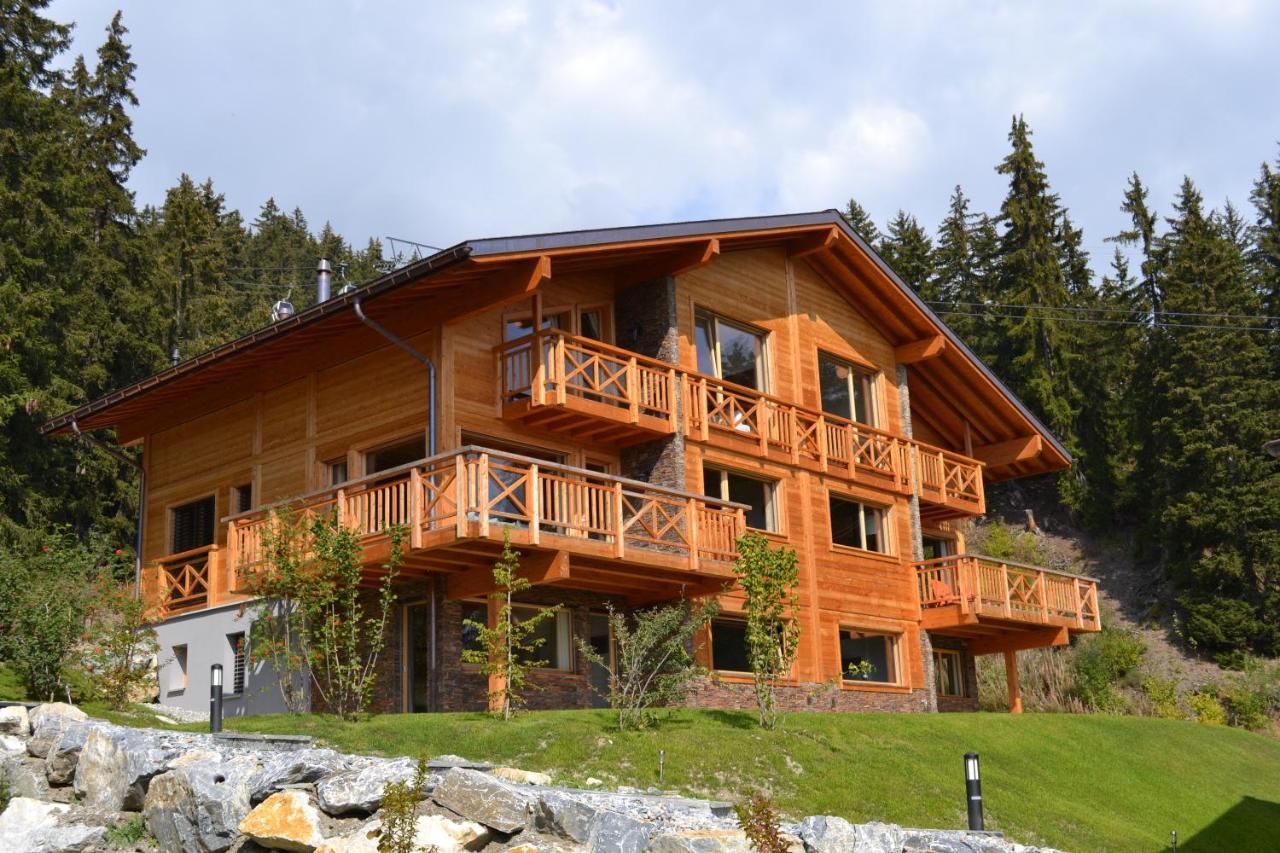 Mini Chalet En Bois crans luxury lodges, crans-montana, switzerland - booking