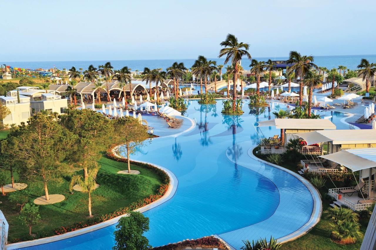 Отзывы о Susesi Luxury Resort Белек