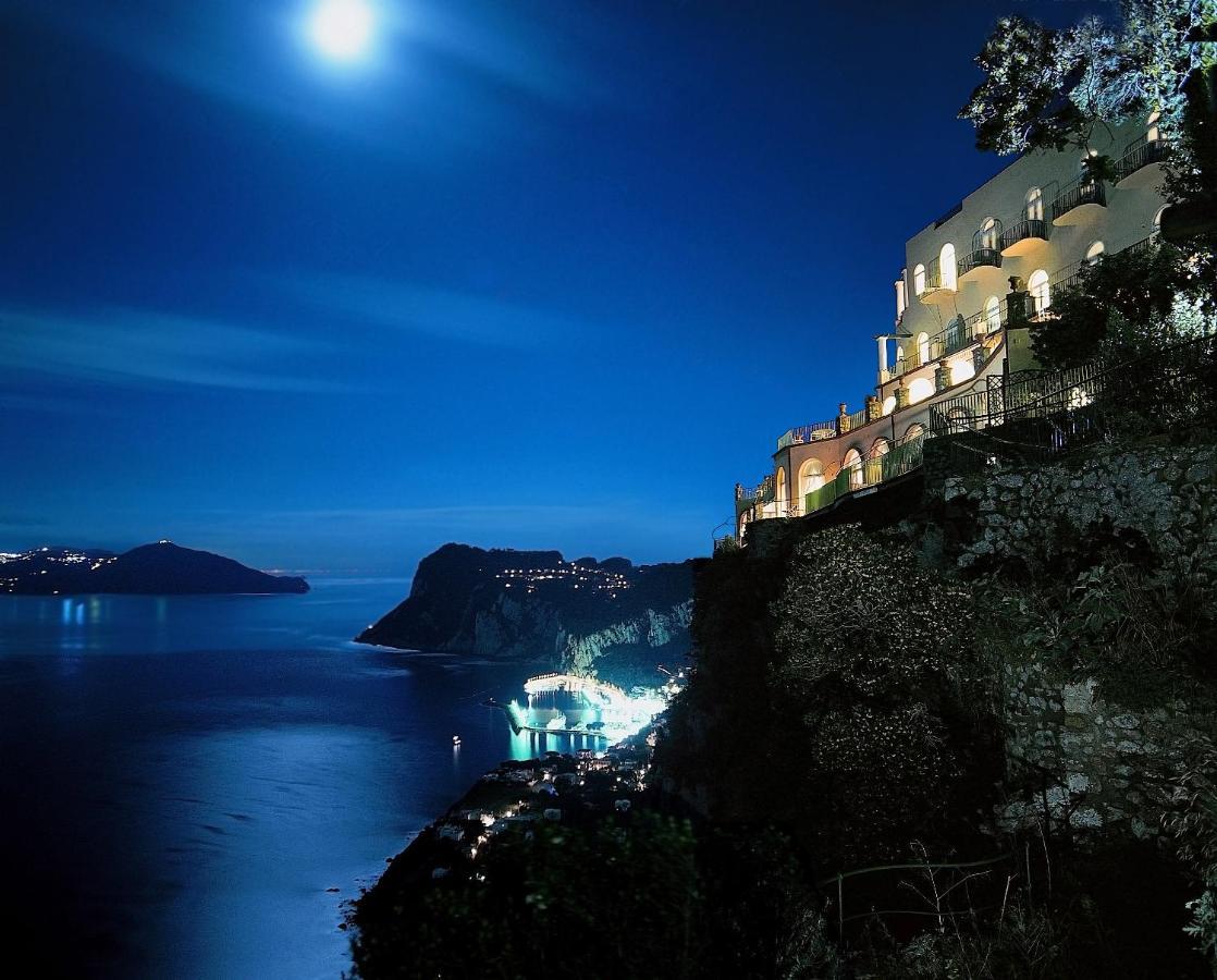 Hotel Caesar Augustus Anacapri Italy Booking Com