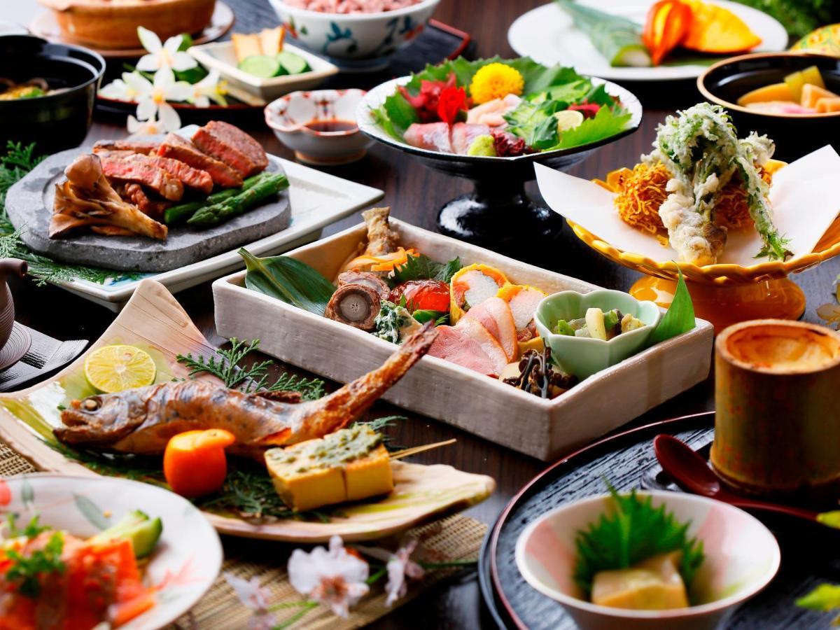 記念日におすすめのレストラン・高千穂 離れの宿 神隠れの写真6
