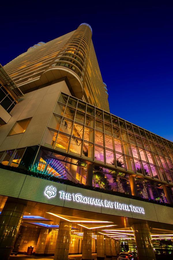 記念日におすすめのホテル・横浜ベイホテル東急の写真1