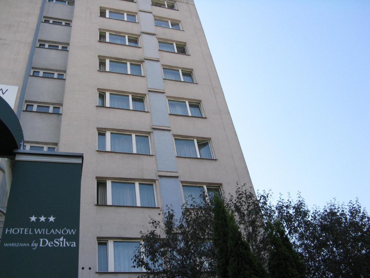 hotel wilanow warszawa