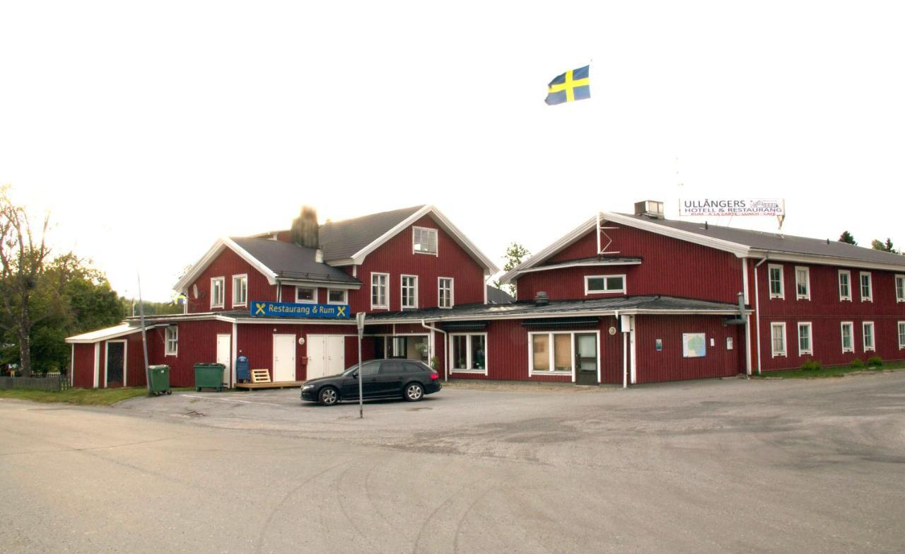 vernattningsstuga Bcken i centrala Ullnger. - Airbnb