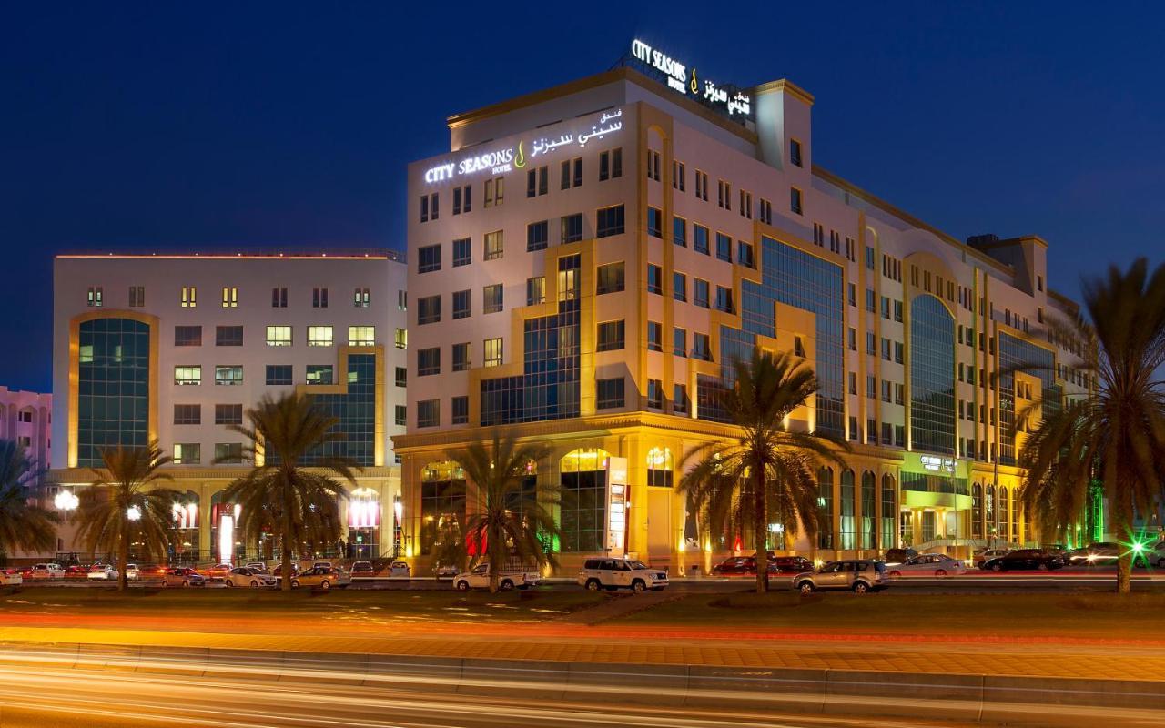 Отель City Seasons Hotel & Suites Muscat