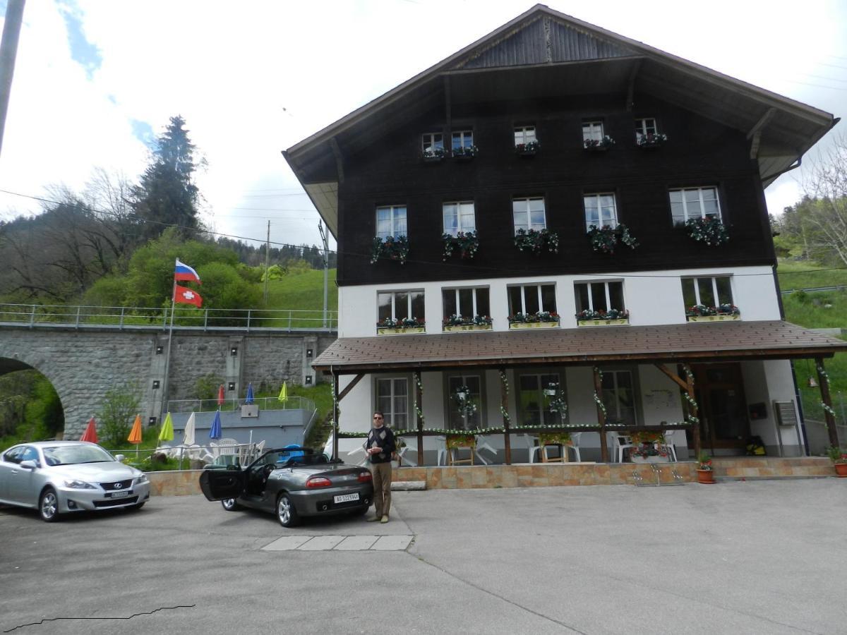 Отель типа «постель и завтрак»  Gasthof Am Bach