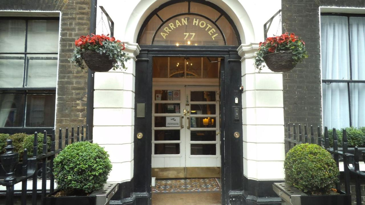 Hotel Georgian House Londra arran house hotel, london, uk - booking