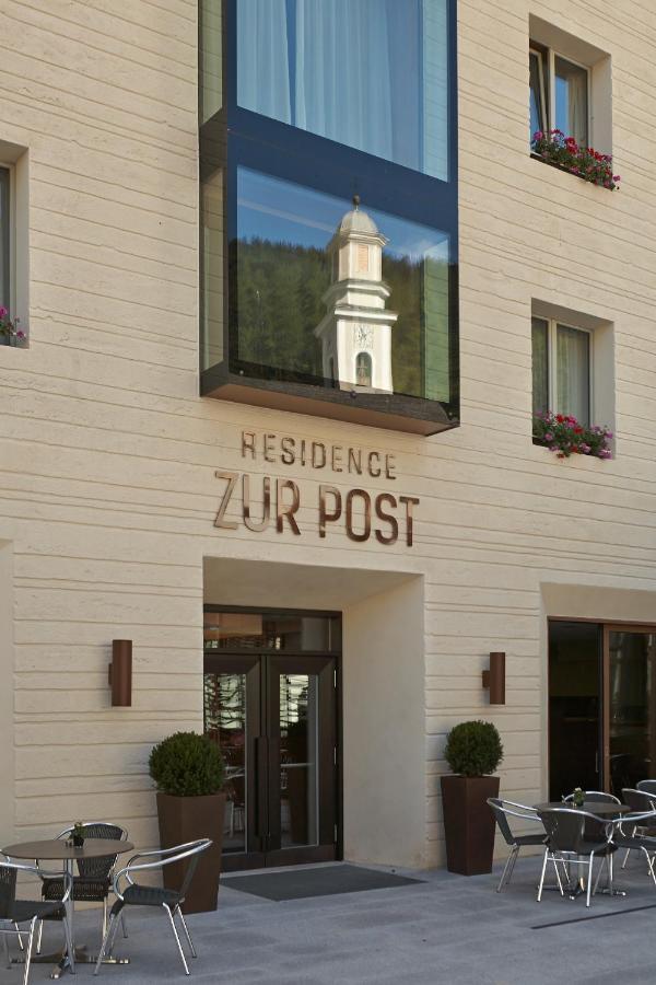 Апартаменты/квартиры  Zur Post Residence Sexten