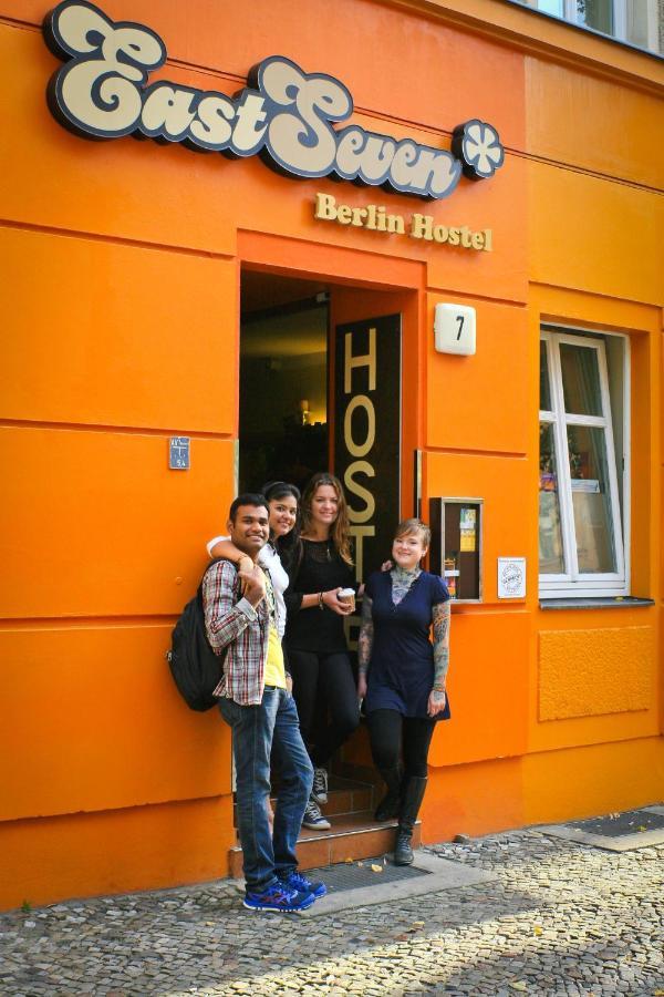 Отель  Отель  EastSeven Berlin