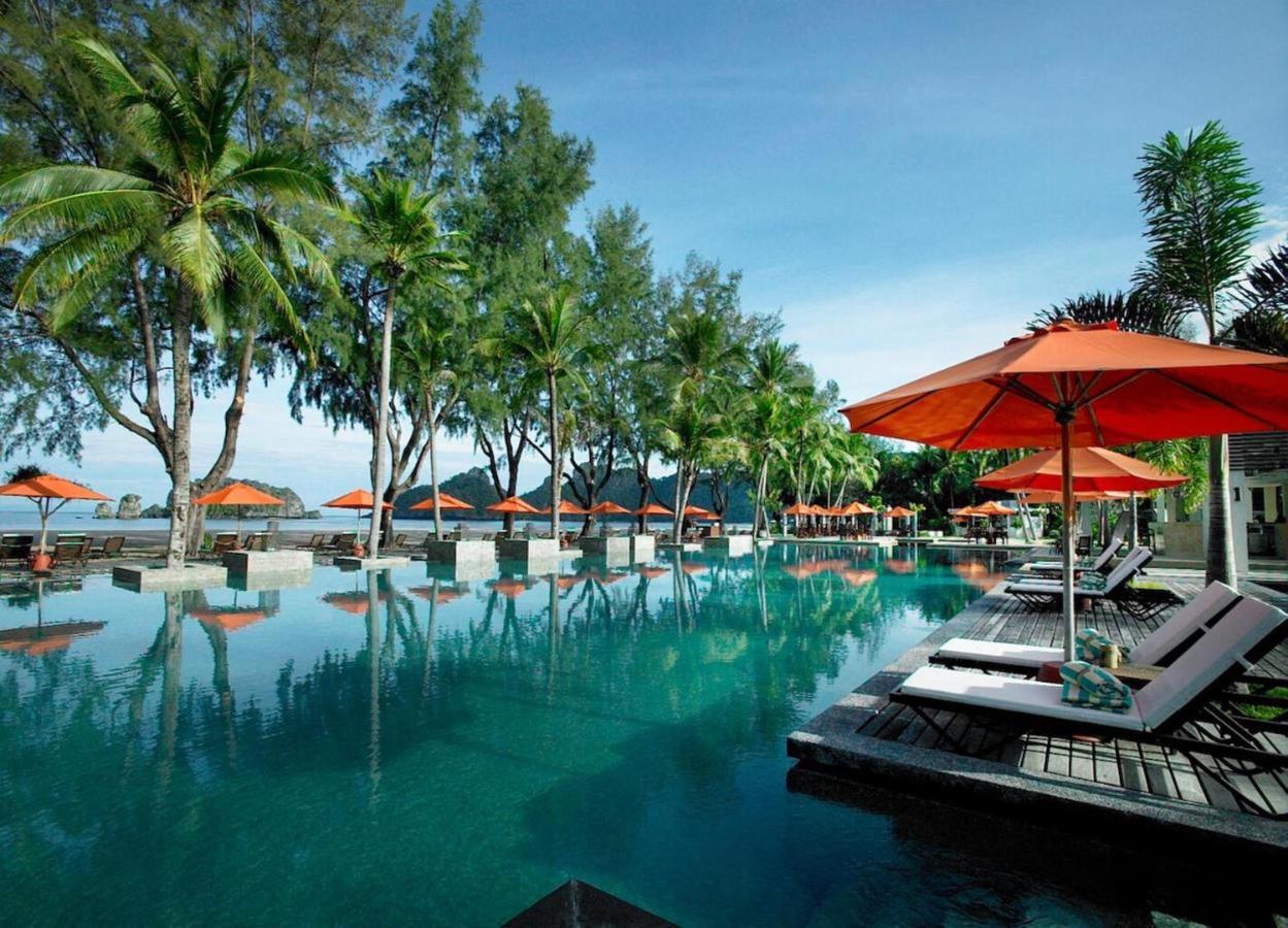 Курортный отель  Tanjung Rhu Resort