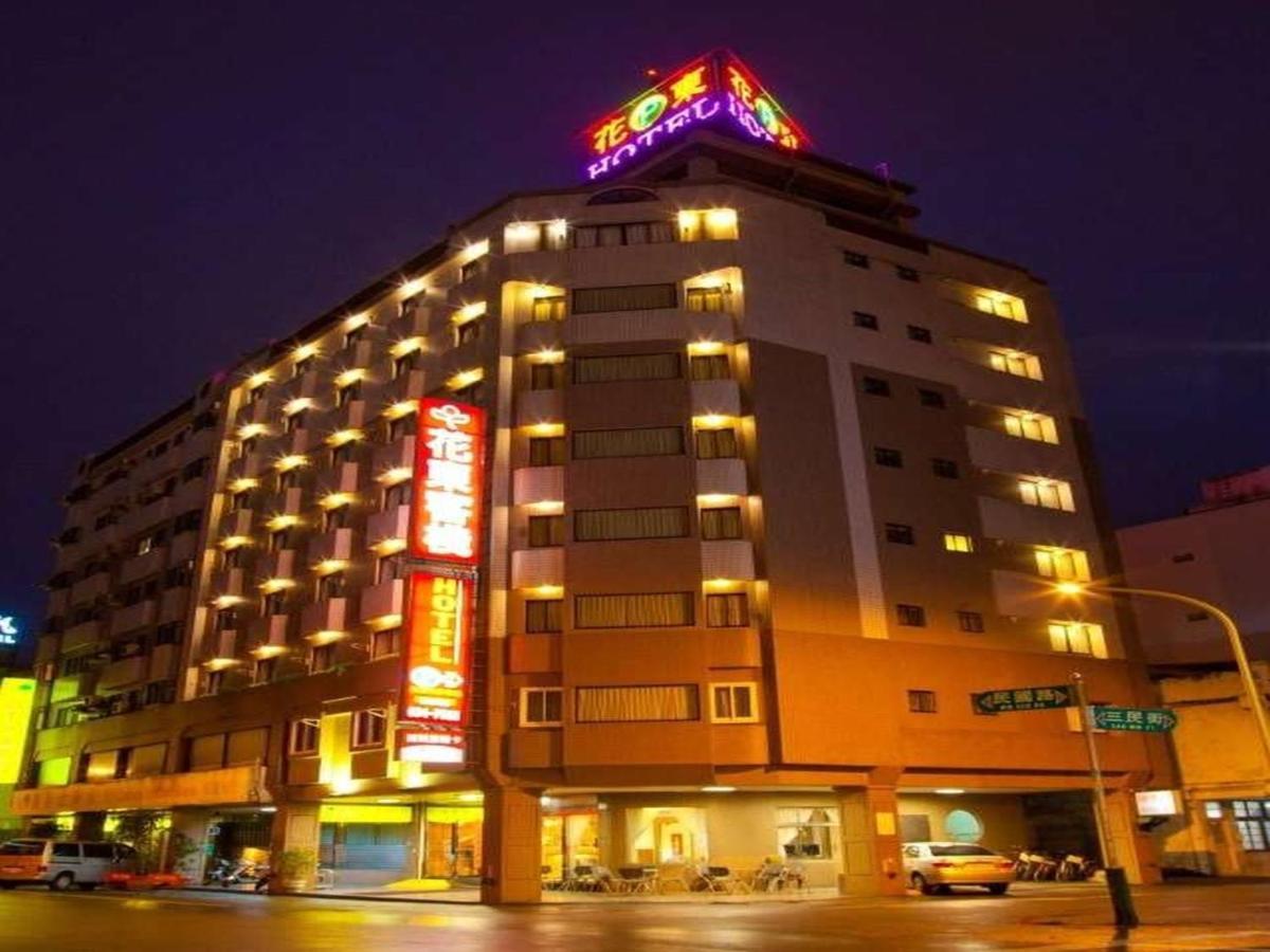 Отель Hua Tong Hotel