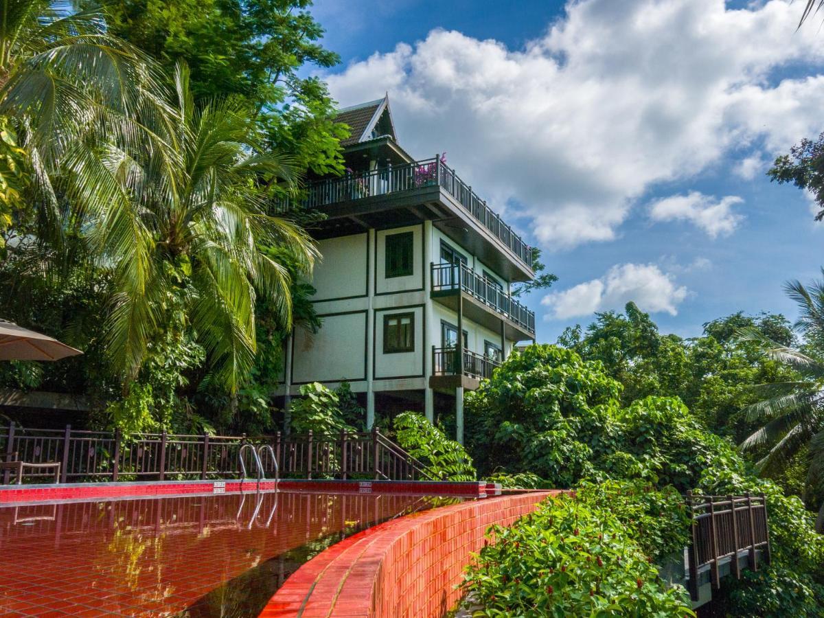 Виллы  Sonthaya Villa Baan Taling Ngam