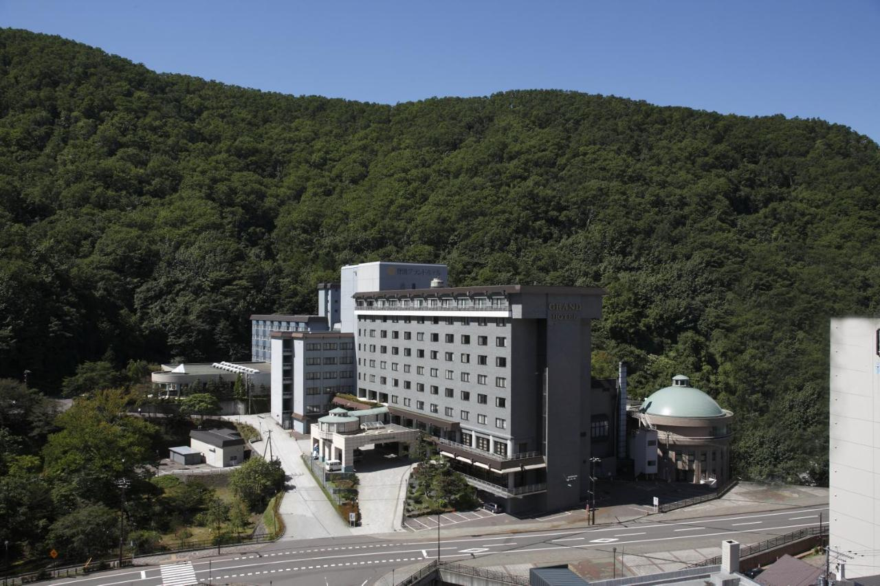 記念日におすすめのレストラン・登別グランドホテルの写真5