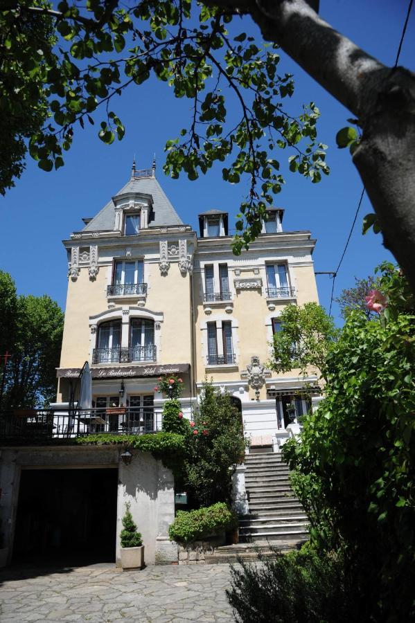 Отель  Hôtel Terminus