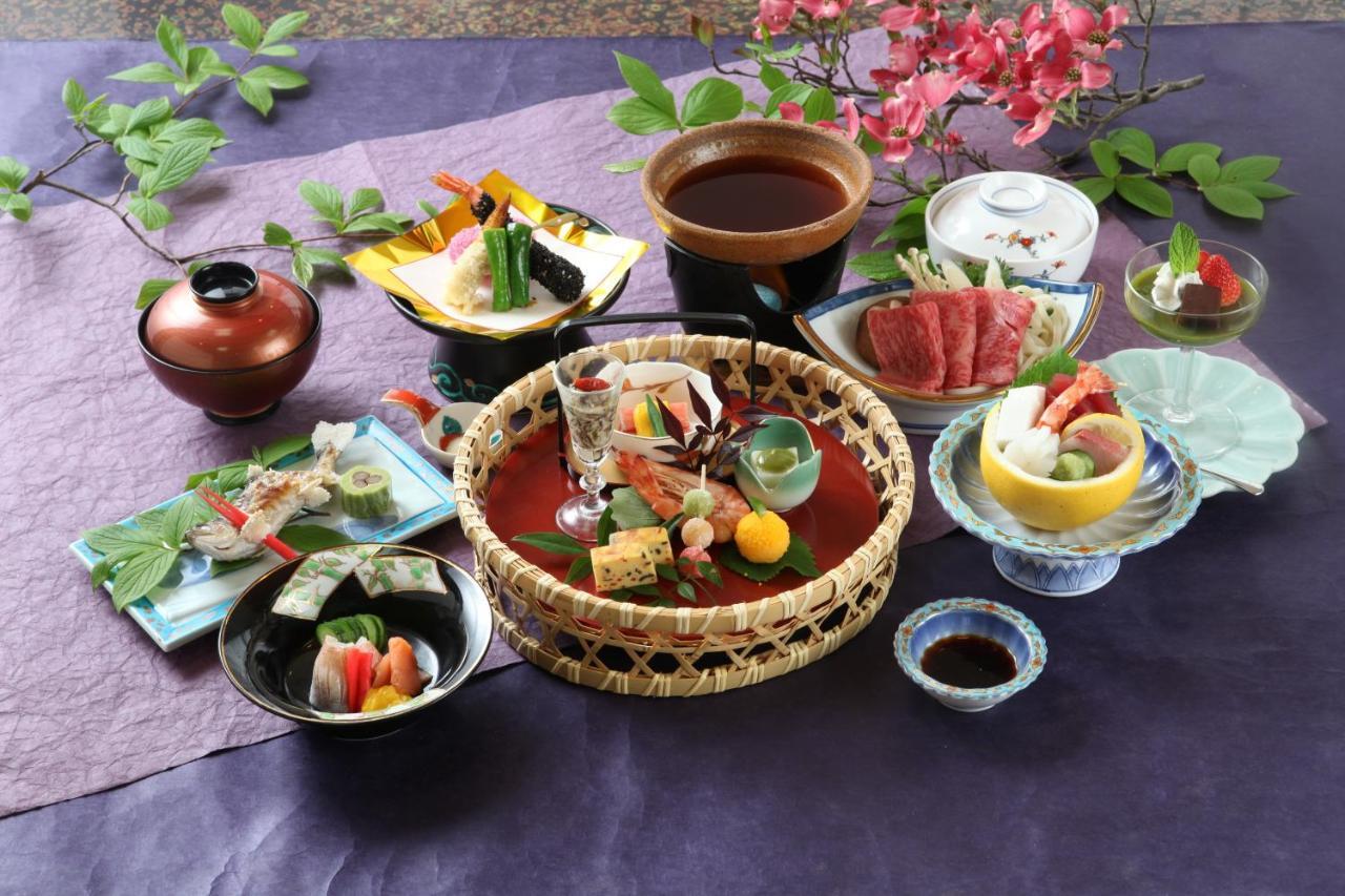 記念日におすすめのレストラン・睦館の写真4