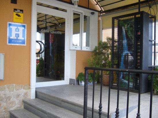 Гостевой дом Hostal Restaurante Casa Grande