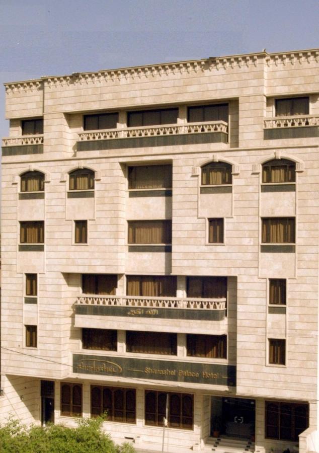 Отель Shanasheel Palace Hotel