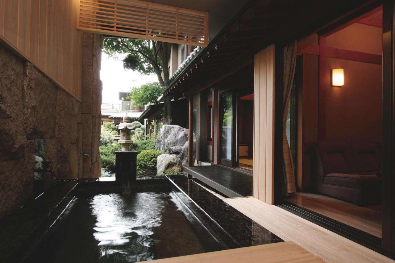 記念日におすすめのレストラン・石和温泉 銘石の宿 かげつの写真3