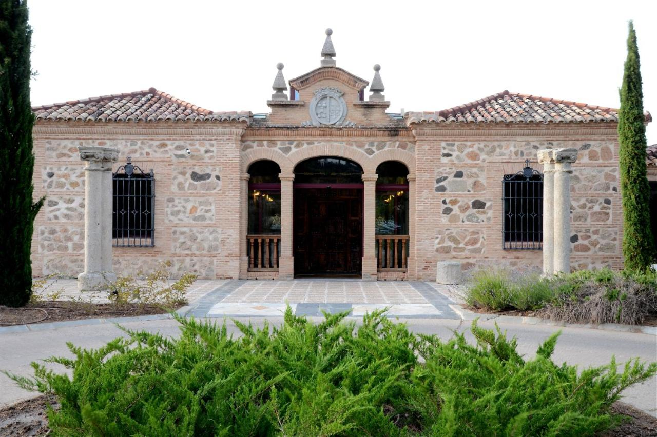 Hotel Cigarral El Bosque, Toledo, Spain - Booking.com