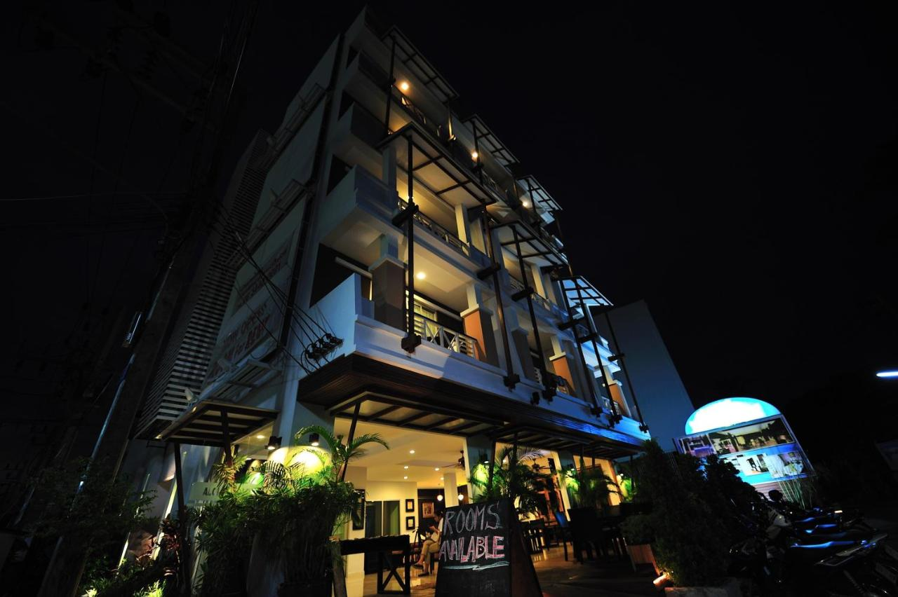Отель Aloha Residence