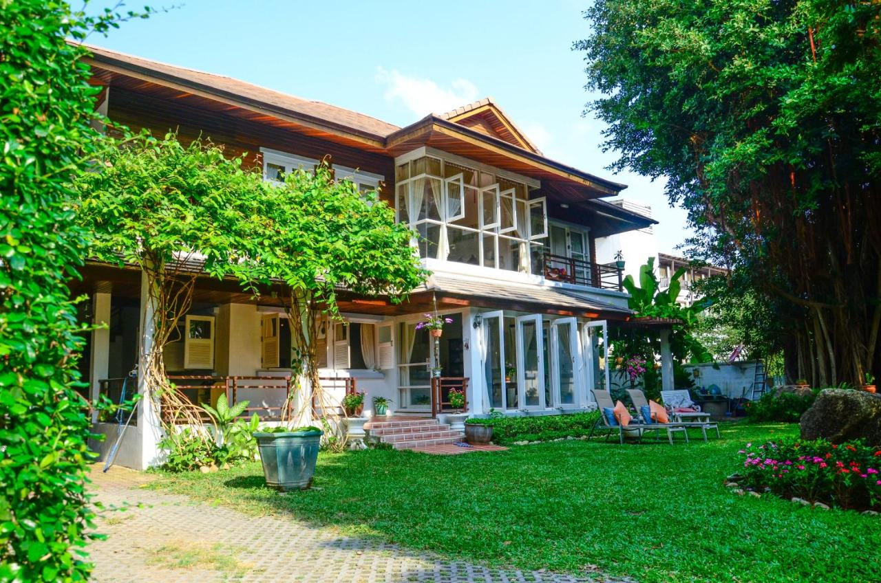 Отель типа «постель и завтрак»  Banyan House Samui Bed And Breakfast (Adult Only)