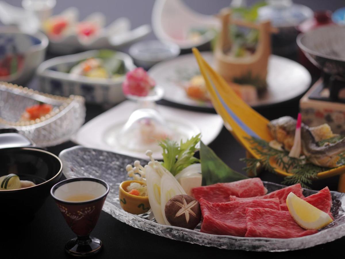 記念日におすすめのレストラン・花扇別邸 いいやまの写真6
