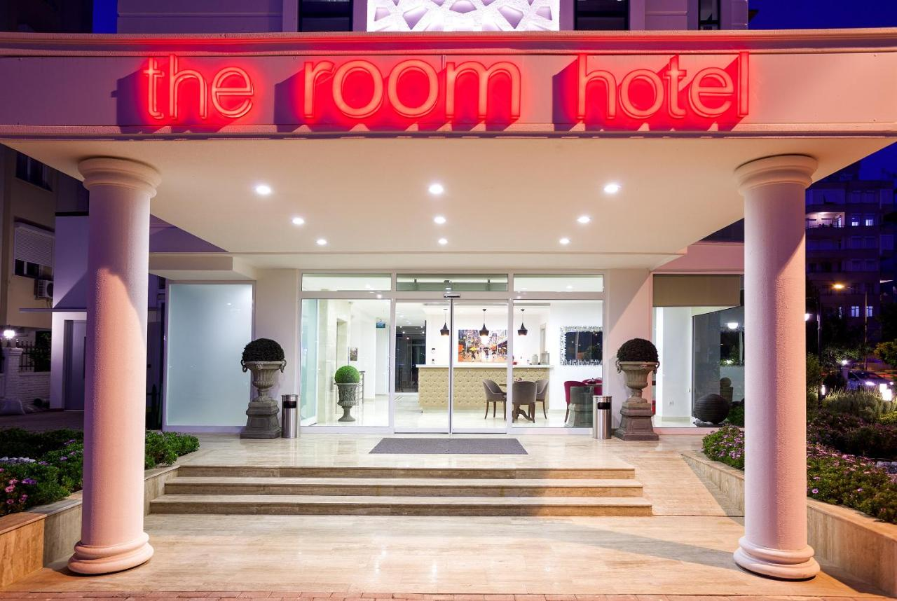 Апарт-отель  The Room Hotel & Apartments