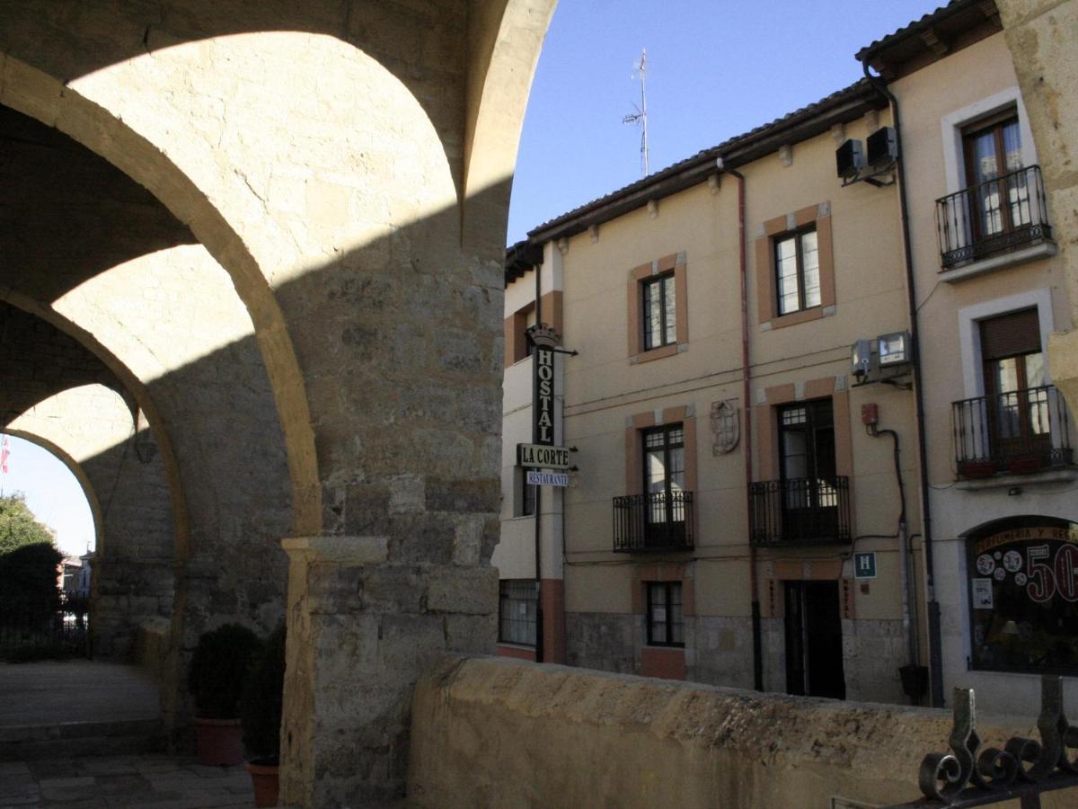 Guesthouse Hostal La Corte, Carrión de los Condes, Spain ...