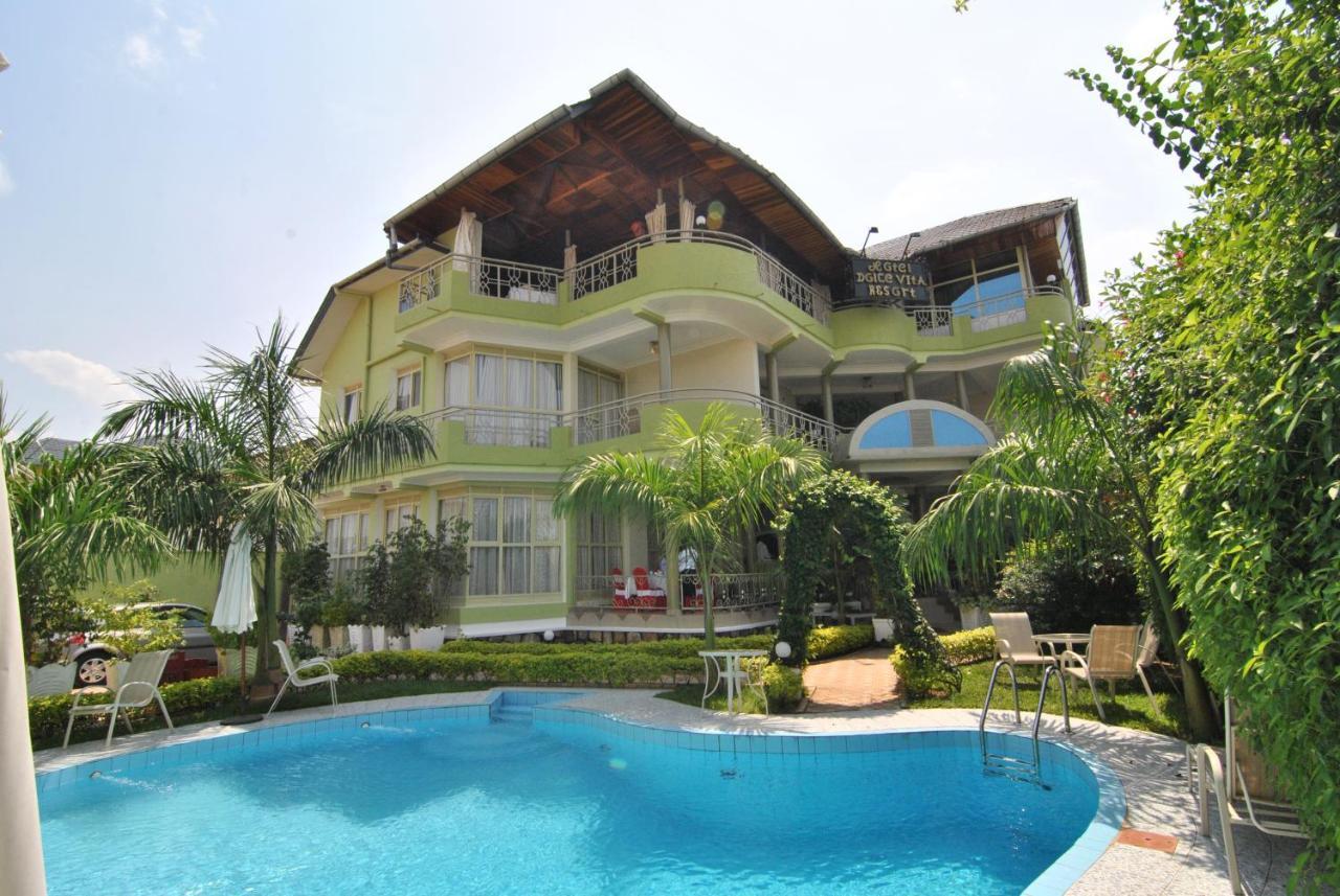 Отель Отель Dolce Vita Resort Hotel