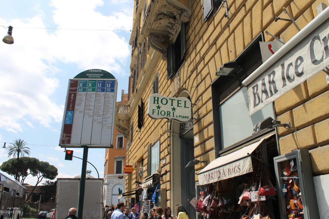 Hotel Fiori.Hotel Fiori Rome Italy Booking Com