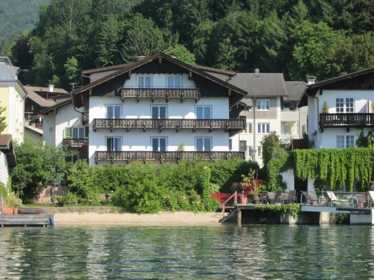 Отель  Hotel Seerose Garni Wolfgangsee