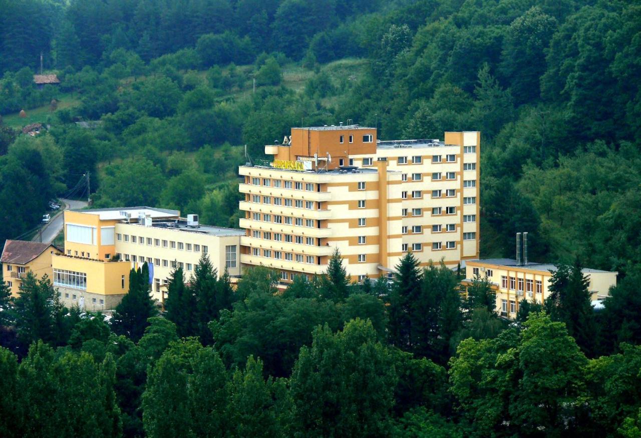 Отель  Hotel Germisara