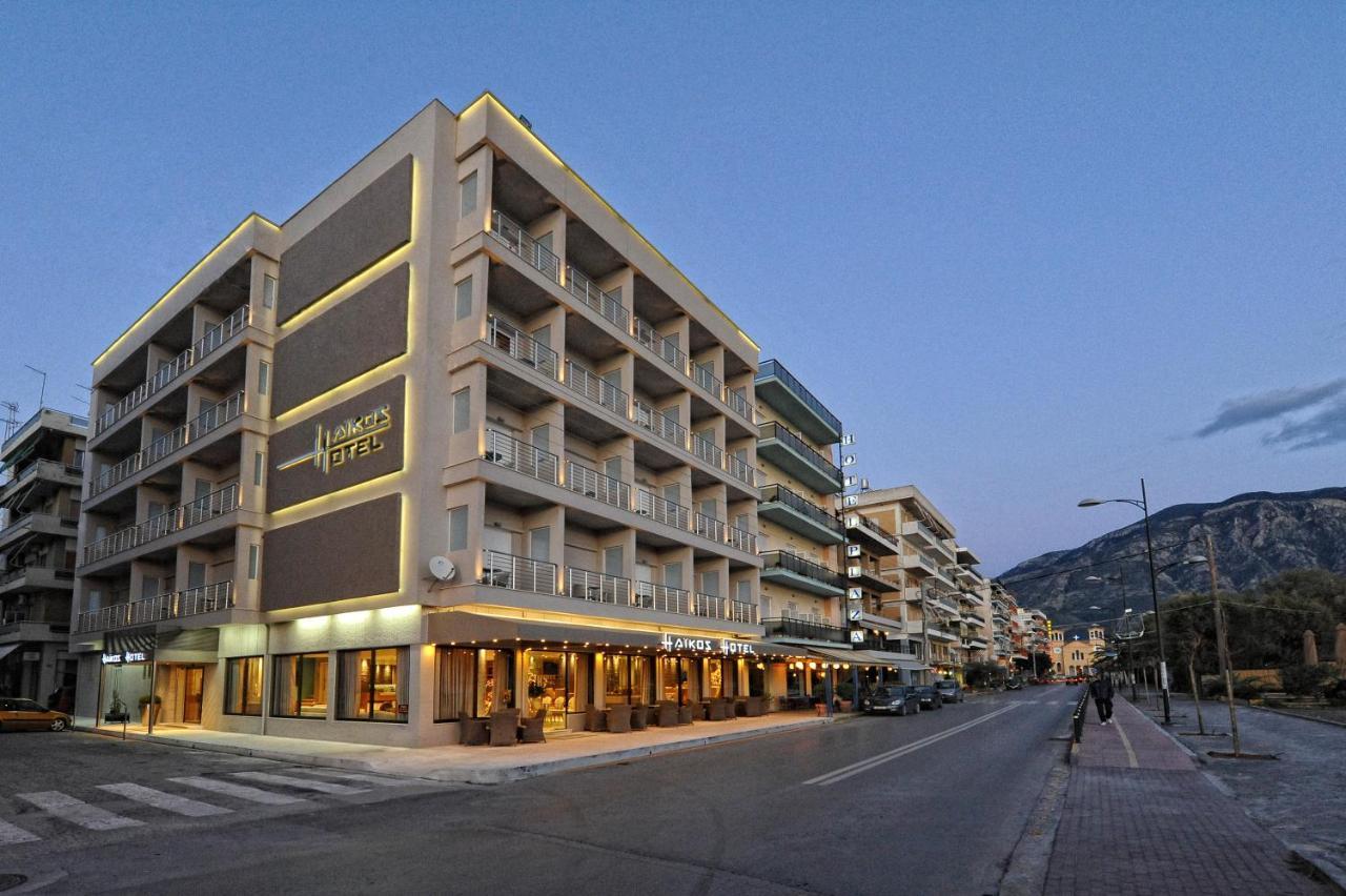 Отель  Hotel Haikos