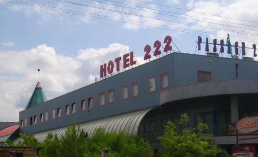 Отель Hotel 222