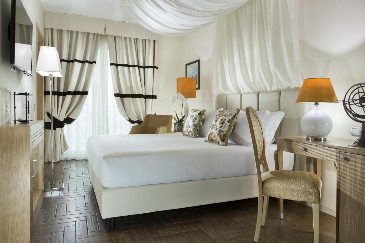 Отель  Erbavoglio Hotel