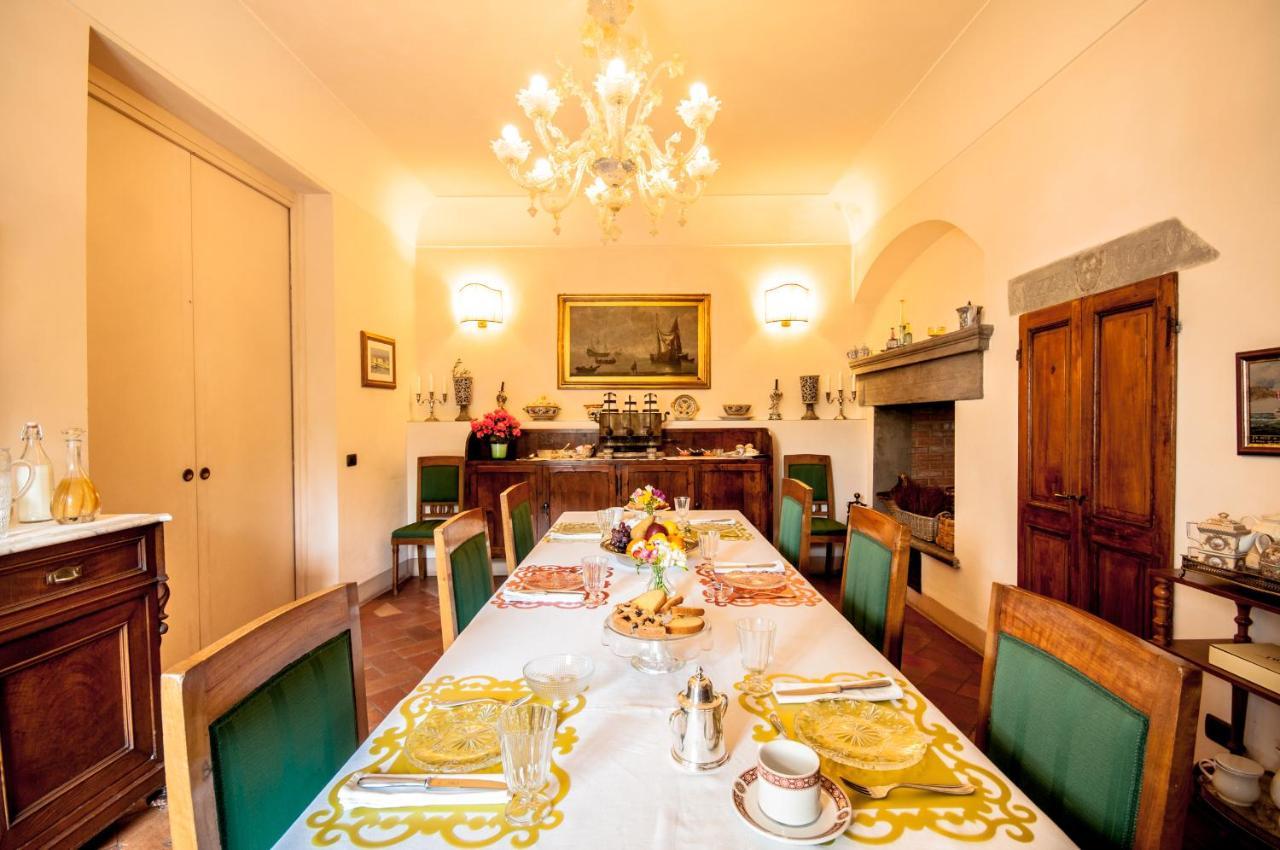 La Limonaia Villa Rospigliosi bed and breakfast podere la rondine, prato, italy - booking