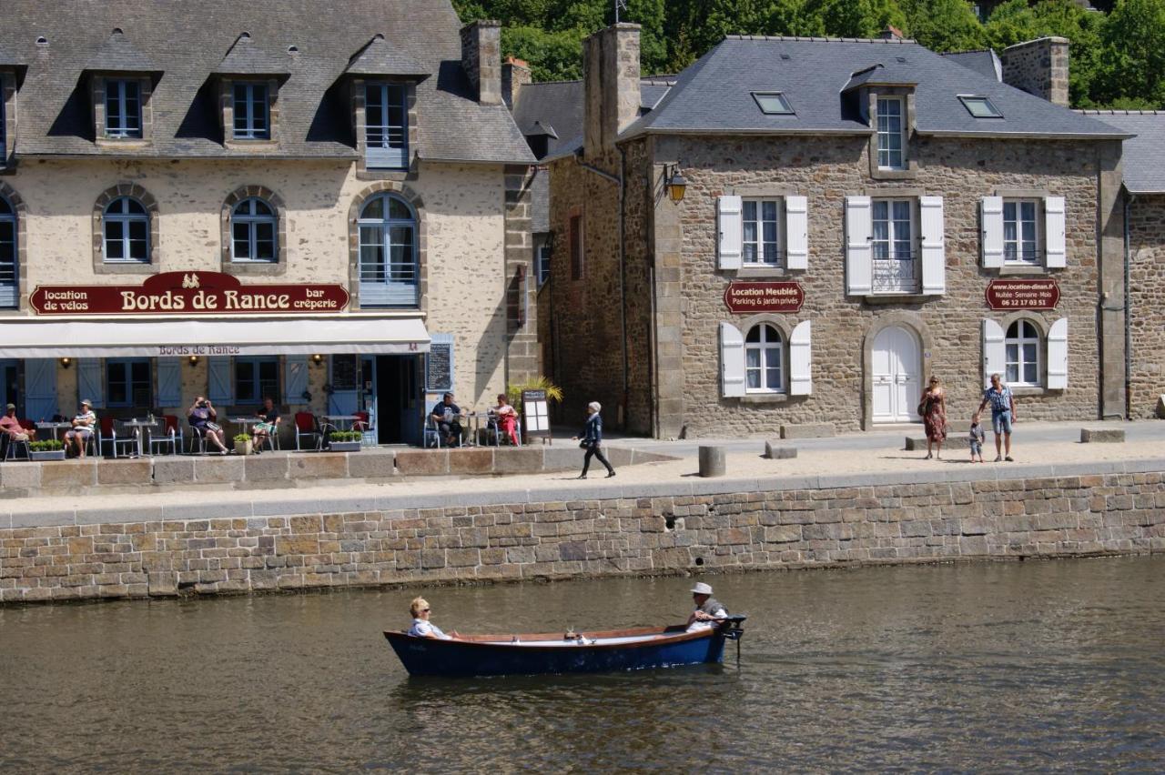 Apartment Au Fil De L Eau Le Jerzual Dinan France