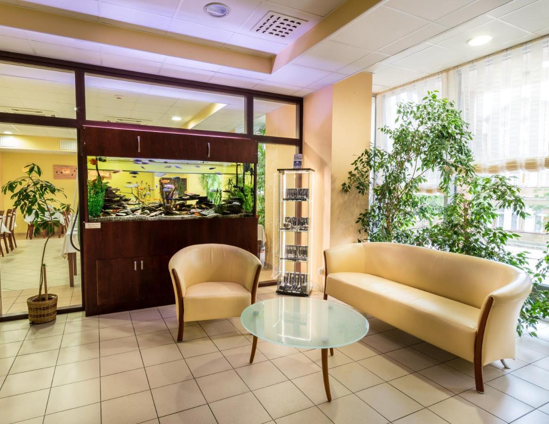 Курортный отель OSW Barbarka