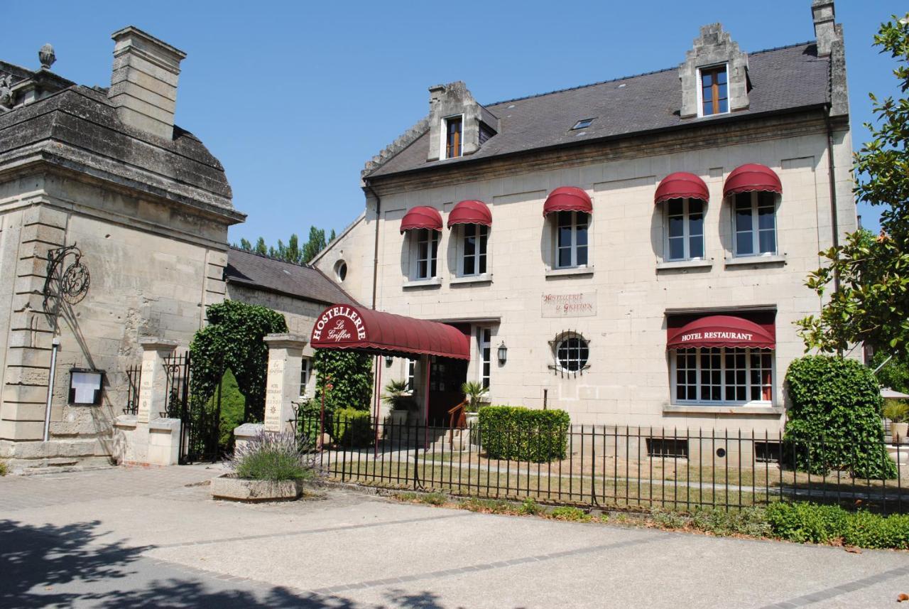 Отель  Hostellerie Le Griffon