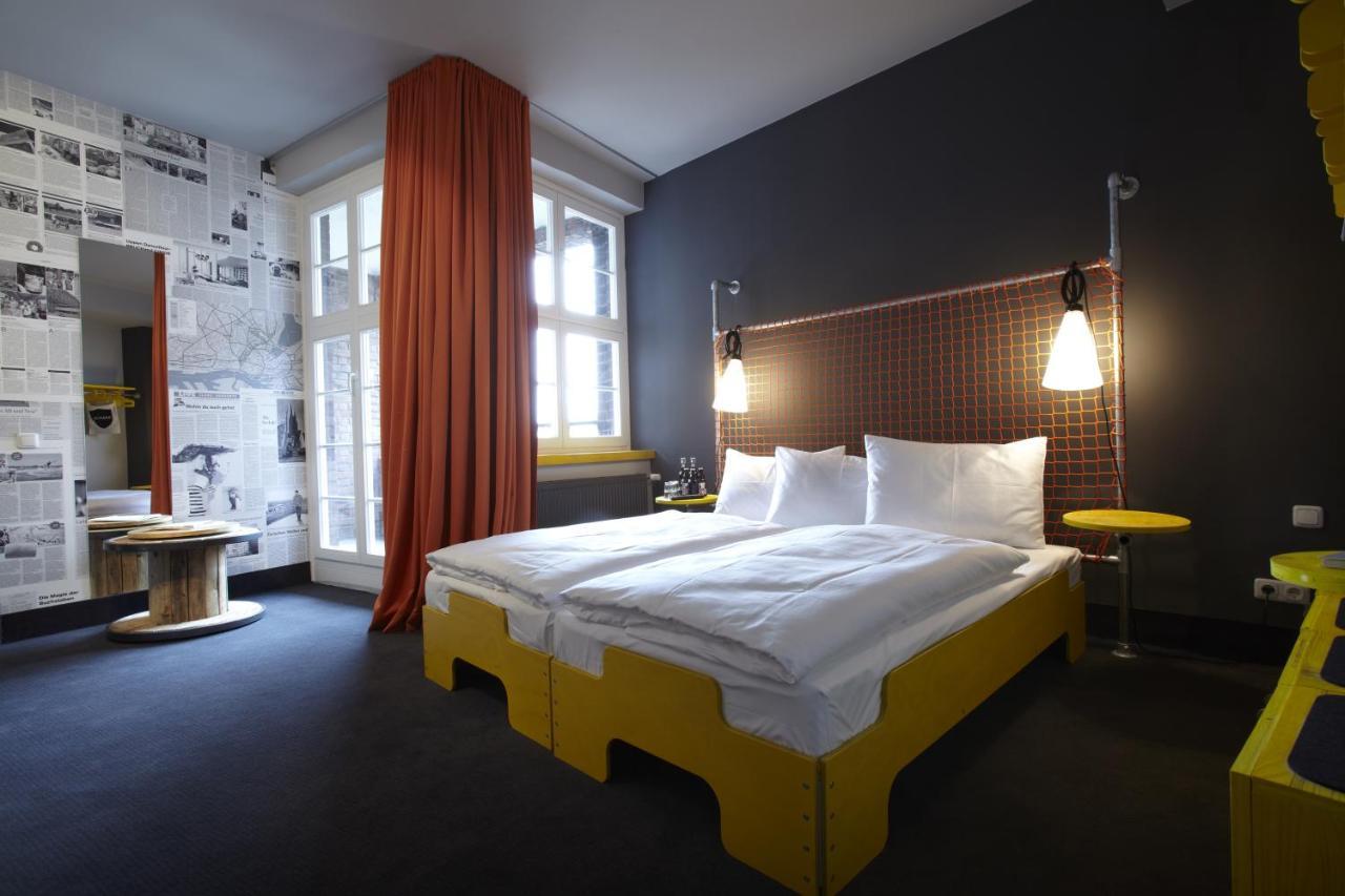Superbude Hostel Hotel St. Pauli